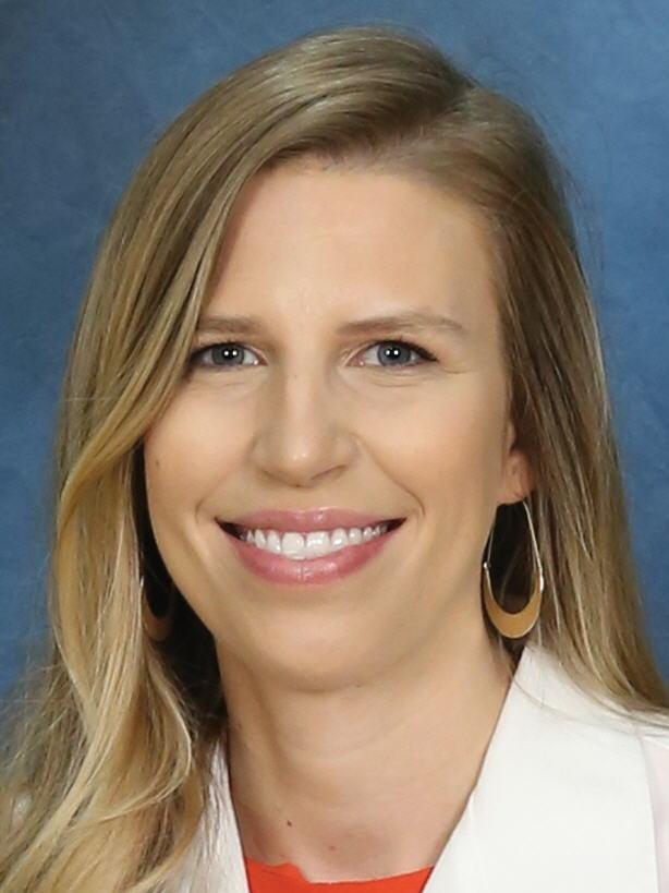 Portrait of Emily English, MD