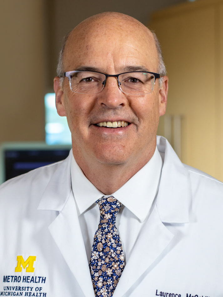 Laurence McCahill MD