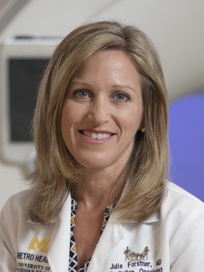 Portrait of Julie Forstner, MD