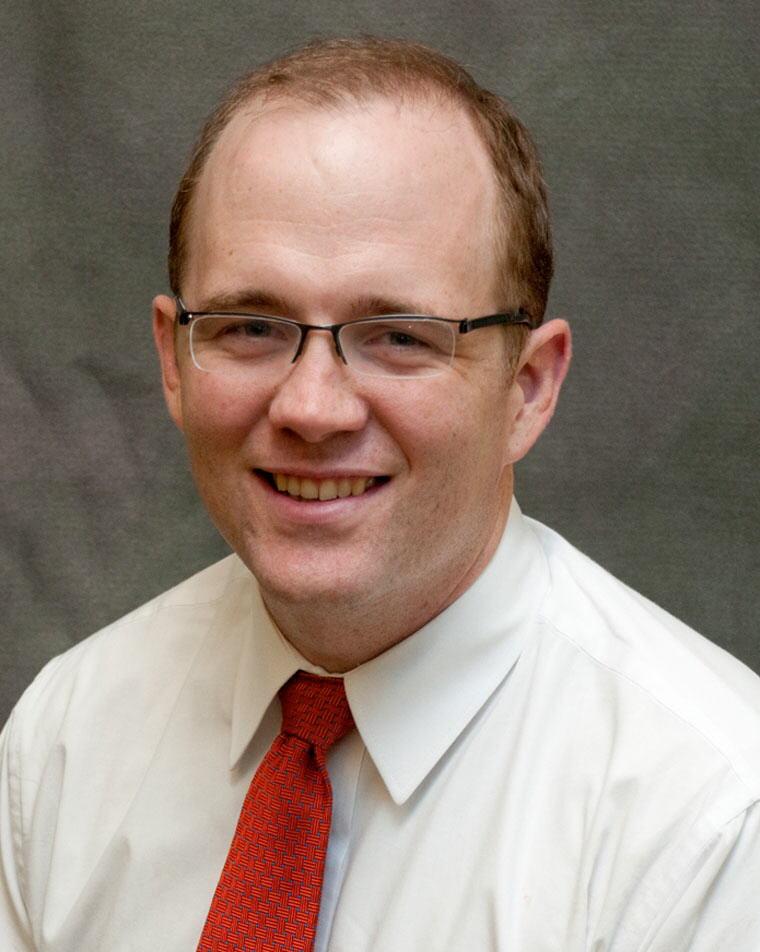 Portrait of Joseph Taylor, MD