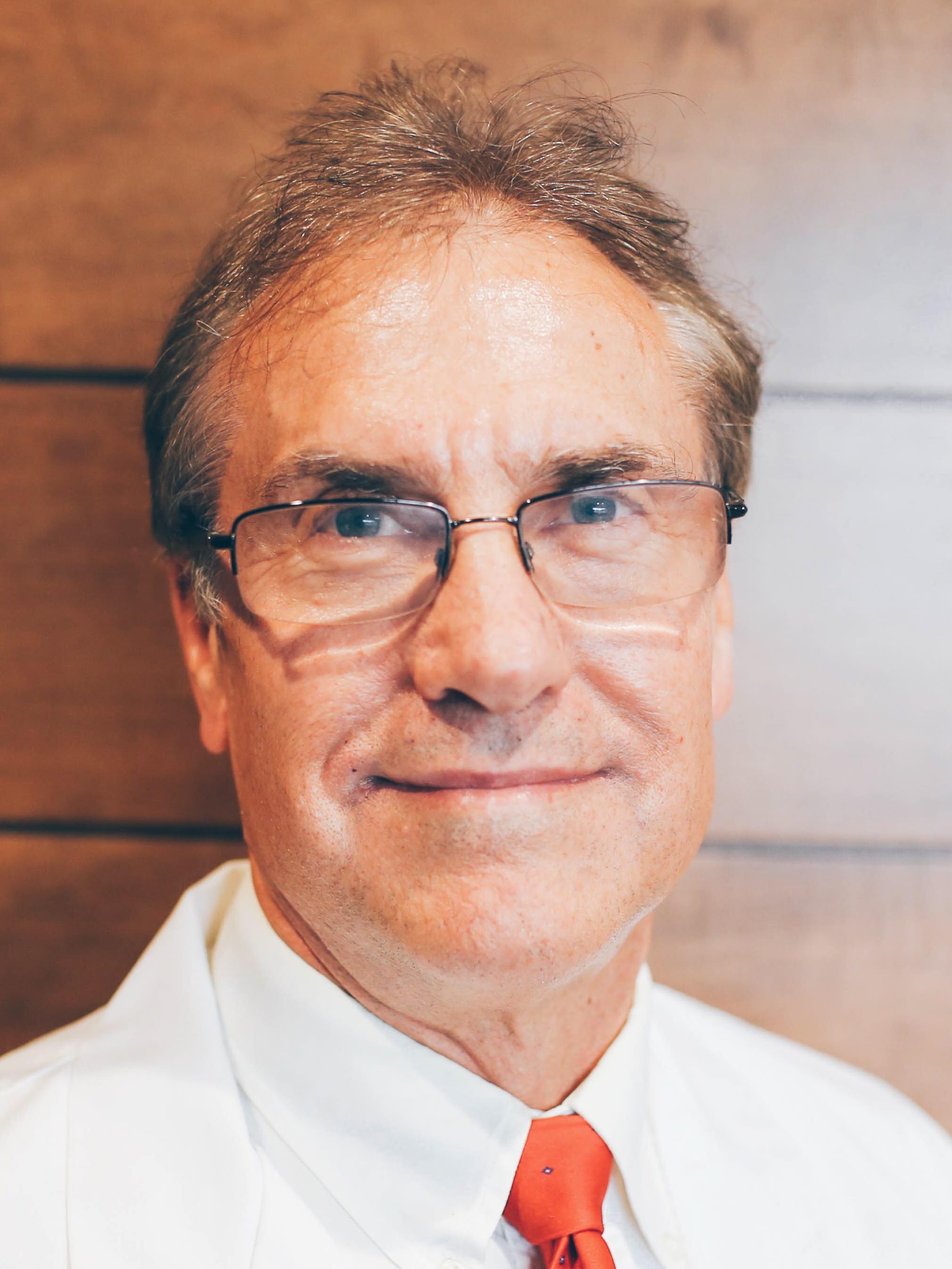 Portrait of Richard Rozelle, DPM