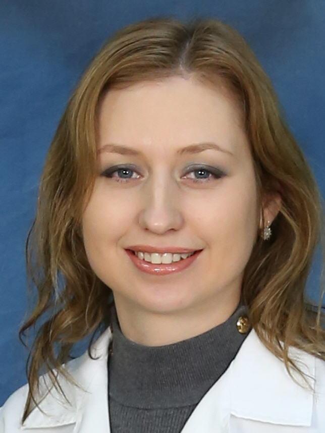 Olesya Krivospitskaya MD