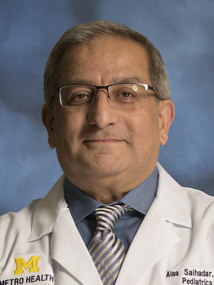 Alaa Salhadar MD