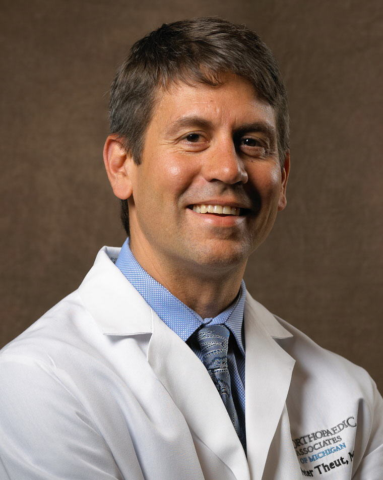 Peter Theut MD