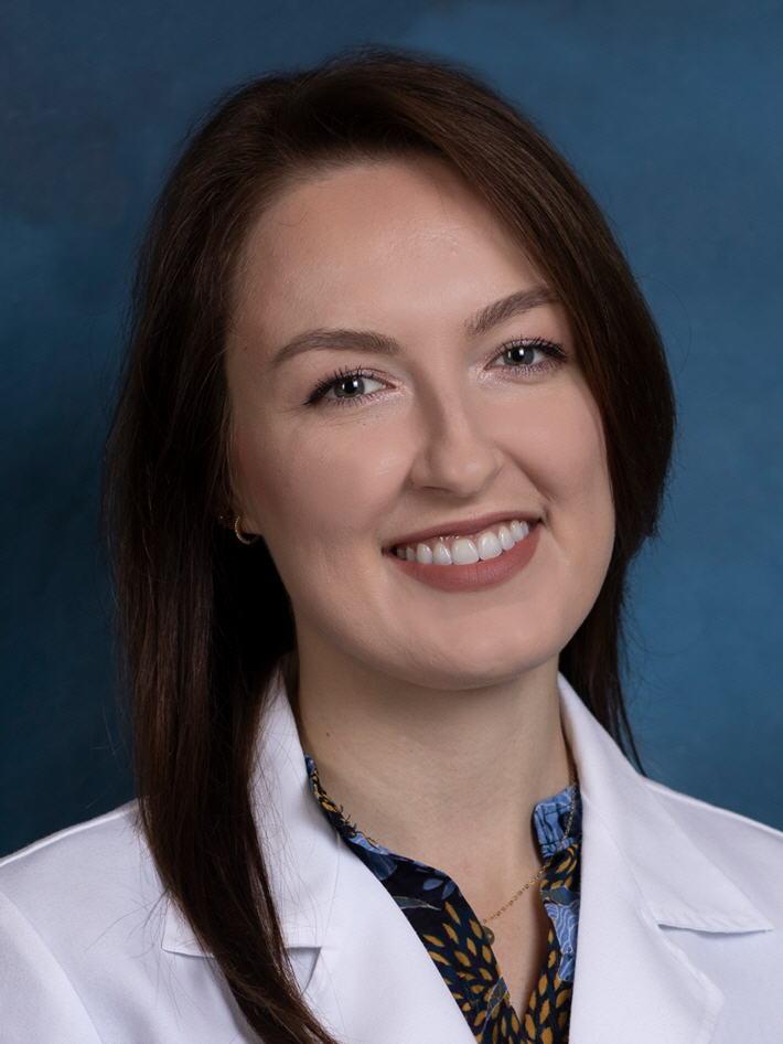 Portrait of Kseniya Bezpalko, MD