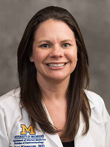 Portrait of Jami Kinnucan, MD