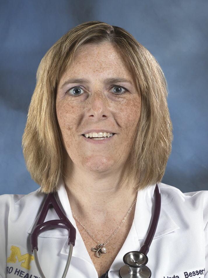 Linda Bessert MD