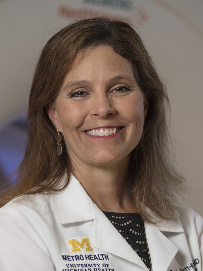 Portrait of Terri Bott-Kothari, MD