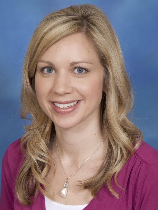 Portrait of Allison Parm, PA-C